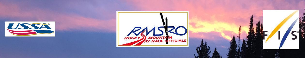 Rocky Mountain Ski Race Officials